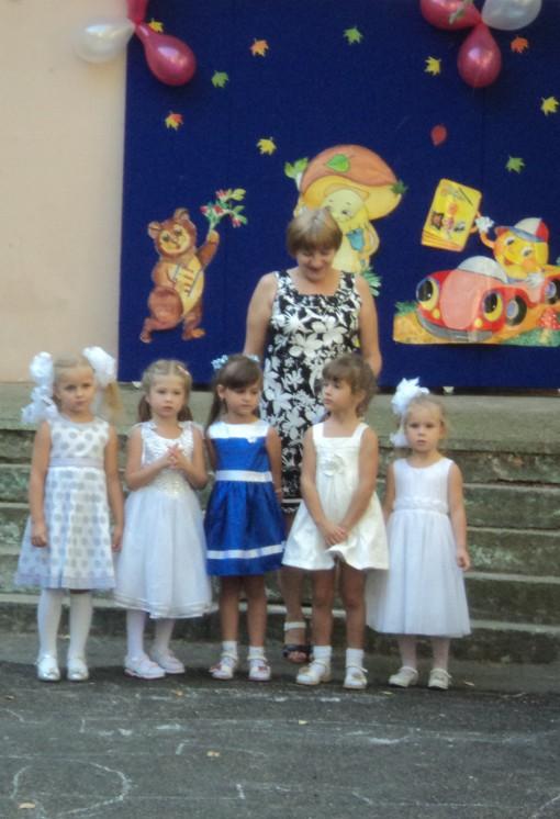 поздравление старшей группы с воспитателем Мельниковой Татьяной Николаевной
